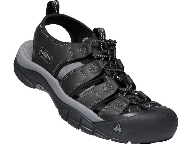 Keen Newport Chaussures Homme, black/steel grey